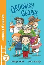 Ordinary George (Reading Ladder)-ExLibrary