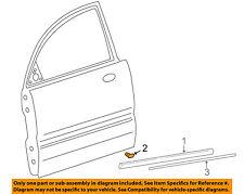 HYUNDAI OEM 04-05 XG350 FRONT DOOR-Body Side Molding Clip 8771939520