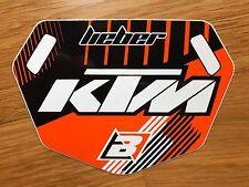 KTM BLACKBIRD RACING TEAM CAIROLI NAGL GAJSER DESALLE MXGP MOTOCROSS YAMAHA