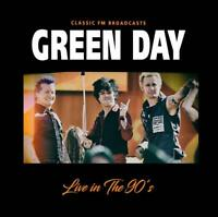 GREEN DAY - LIVE IN THE 90'S   CD NEU