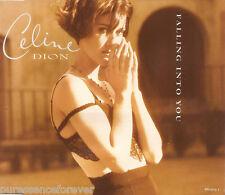CELINE DION - Falling Into You (UK 3 Tk CD Single Pt 1)