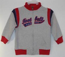 Carter's Boys  Football All Star Cardigan Sweater Sweatshirt Top 100% Cotton 18M