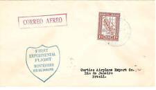 1928-PARAGUAY- POSTA AEREA MONTEVIDEO/RIO DE JANEIRO