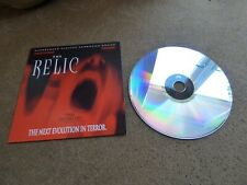 THE RELIC NTSC LASERDISC WIDESCREEN DIGITAL SURROUND SOUND VERSION RARE