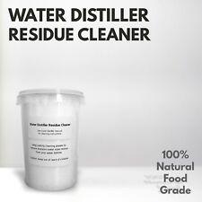 PULITORE residui di acqua per tutti i distillatore ACQUA PURA DEPURATORE ACQUA medico ionizzare