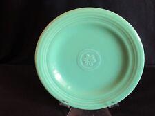 Oneida China PETALS Green Ceramic Salad Sandwich Plate - NEW