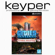 Cities: Skylines Natural Disasters DLC [Deutsch/Multi] STEAM Download Key