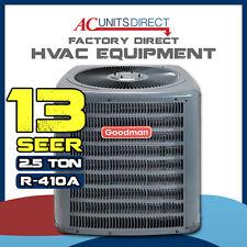 2 5 Ton Air Conditioner Ebay