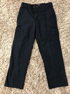 Tru Spec 24 7 Series Original Tactical Pants Tru Dark Nvy NWOT 34x32 EMT