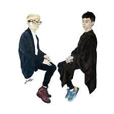 CD Sub Human Brothers 2013-2015 Audio CD Yutaka & Makoto Sakamoto bunt neu/OVP
