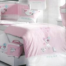 Children's Duvet Comforter Cover Set for Girls 100% Cotton Sheet Pilliow Case