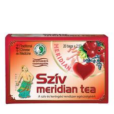 Dr Chen Heart Meridian Tea Natural Traditional Tea Blend Heart Health Support