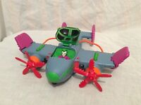 Imaginext Joker Plane With Joker Figure