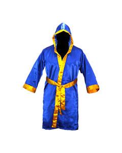 Boxing Robes MMA Stock Full Length Satin Walkout Robe