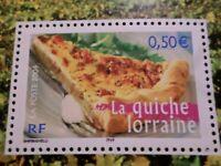 FRANCE 2004 timbre 3652, REGIONS, LA QUICHE LORRAINE, neuf**, VF MNH STAMP