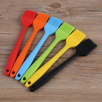Silicone Baking BBQ Basting Brushes Bakeware Cake Pastry Bread Oil Cream Tools