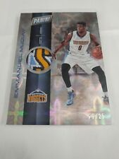 Emmanuel Mudiay 2016-17 Panini Day Galactic Window Prime Patch /25 Nuggets