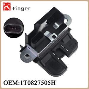 1T0827505H Trunk Lock Block Trunk Lid Lock Latch For VW Golf  Passat  Tiguan