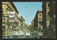 AD7404 Palermo - Città - Via Roma - Animata - Confezioni Uoma F.lli Savona