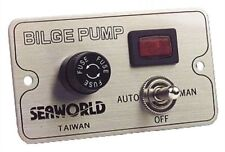 Seaworld Bilge Pump Control Switch - Marine / Boat / Sailing 10-30014
