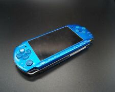 JUNK Sony PSP 3000 Console Vibrant Blue System English From Japan Handheld