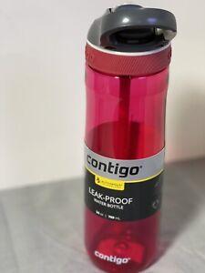 Contigo - Ashland 24-Oz. Water Bottle - Sangria