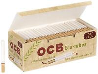 2.000 (8x250) OCB® Organic Eco-tubes (Hülsen, Filterhülsen, Zigarettenhülsen)