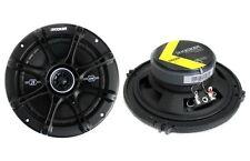 """2) Kicker 41DSC654 D-Series 6.5"""" 240 Watt 2-Way 4-Ohm Car Audio Coaxial Speakers"""