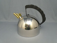 Large Alessi Kettle 9091 Sapper not More in Handel Available