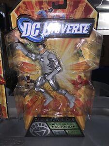 DC Universe Classics Hal Jordan White Lantern Anti-Monitor Build-A-Figure CNC