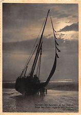 BR55141 Middelkerke Dormez les bateaux et les voiles ship bateaux belgium