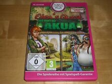 PC-CD-ROM-Wimmelbild-Spiel:  EDEN'S QUEST - THE HUNT FOR AKUA