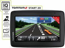 GPS TOMTOM START NAVIGATION AUTOMOBILE CARTES FRANCE EUROPE 45 + ALERTES RADARS