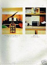 Publicité advertising 1996 Scotch Whisky Chivas Regal