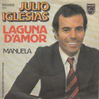 "Julio Iglesias Laguna D'amor 7"" Single Vinyl Schallplatte 52521"