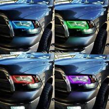 for 2009-2016 Dodge Ram Angel Eye LED Halo Ring RGB Multi-Color angel eyes kits