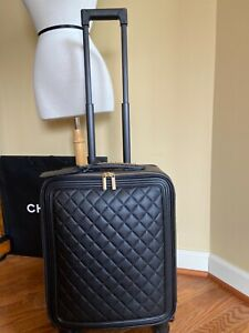 Authentic Chanel Carry On Coco Trolley