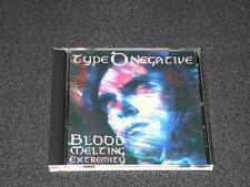 """Type O Negative  """"Blood Melting Extremity""""  *rare tracks cd"""