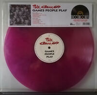 """RSD 2020 Pink Cream 69 Games People Play Vinyl Lp 12"""" Record Store Day 1000 Only"""