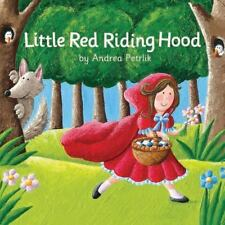 Little Red Riding Hood (Classic Fairy Tale board book) - LikeNew - The Top That