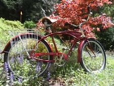2001 Electra 3rd Year New Belgium Brewery Bicycle Cruiser Apple Red Never Ridden