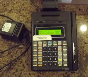 Hypercom T7Plus in excellent condition. Complete