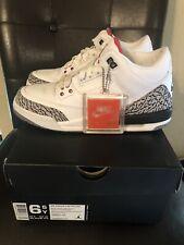 Air Jordan 3 GS Retro '88' 398614 160 Size 6.5Y