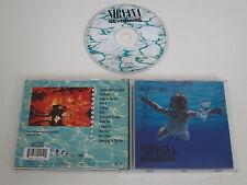 NIRVANA/NEVERMIND(GEFFEN GED 24425) CD ALBUM