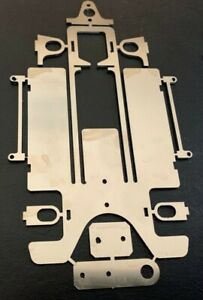 SLOT CAR SAN-0112, JK 1/32ND SCALE CHASSIS, KIT  AS SHOWN