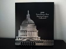2006 Us Mint American Legacy Collection Proof Set w/ CoA
