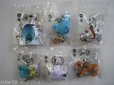 2014 Burger King Blue Sky ICE AGE Toys Complete Set Of 6 *FREE SHIPPING*