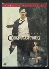 Constantine (Delux Widescreen 2 DVD Set & Hellblazer Comic)