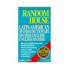 Latin- American Spanish Dictionary: Spanish-English, English-Spanish