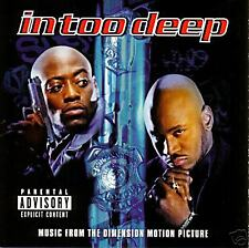 In Too Deep - 1999-Original  Movie Soundtrack CD
